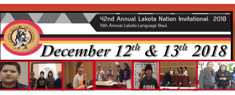 Bilingual Learning Idea: Lakota Nation Invitational Lakota Language Bowl
