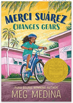 Cover of Merci Suarez Changes Gears