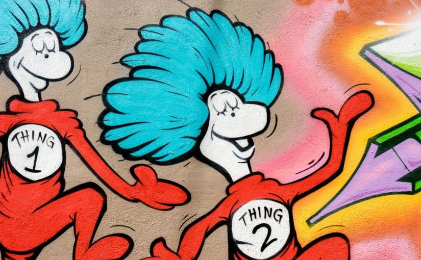 TWIN-CS Schools Read Across America: Celebrating Dr. Seuss' Birthday