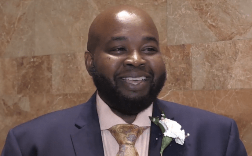 Learning from the 2019 Teacher of the Year: Mr. Rodney Robinson